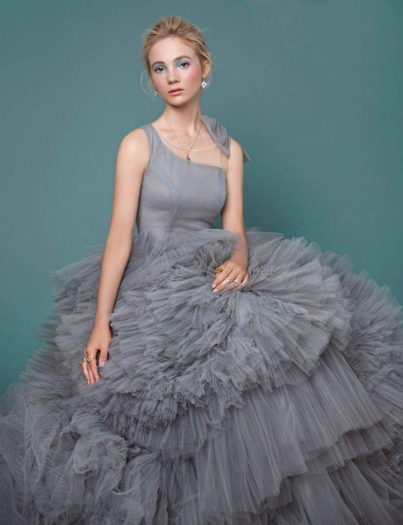 Фрейя Аллан - фото из журнала MOD