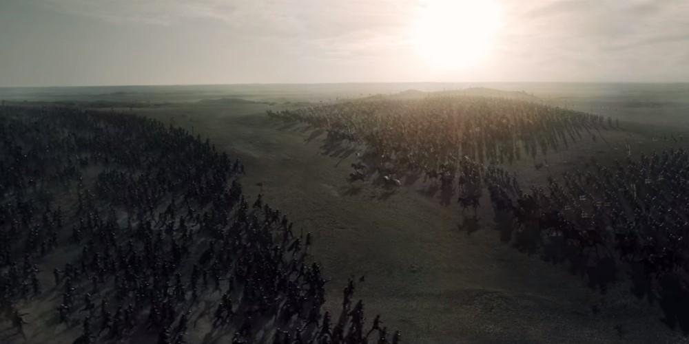 Битва в долине Марнадаль