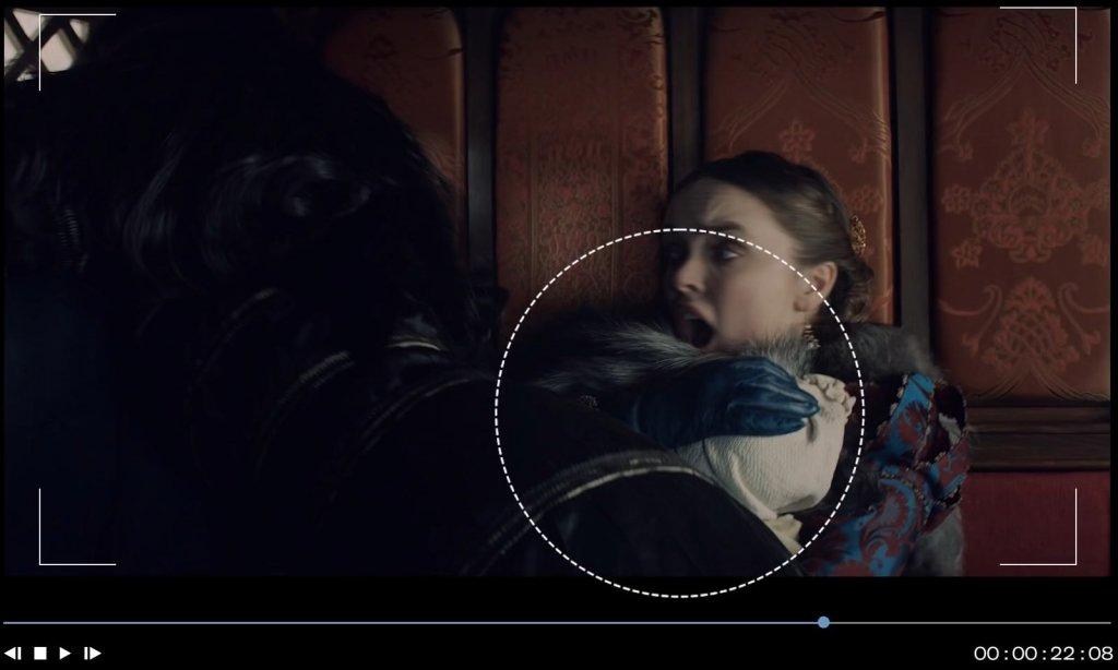 """Королева Калис и ребенок. Сцена из сериала """"Ведьмак"""""""