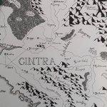 """Карта мира """"Ведьмака"""" от голландского художника"""