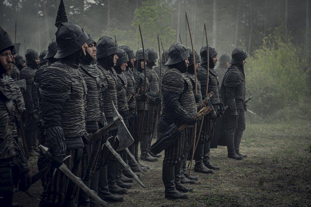 Нильфгаардские рыцари. 8 серия.