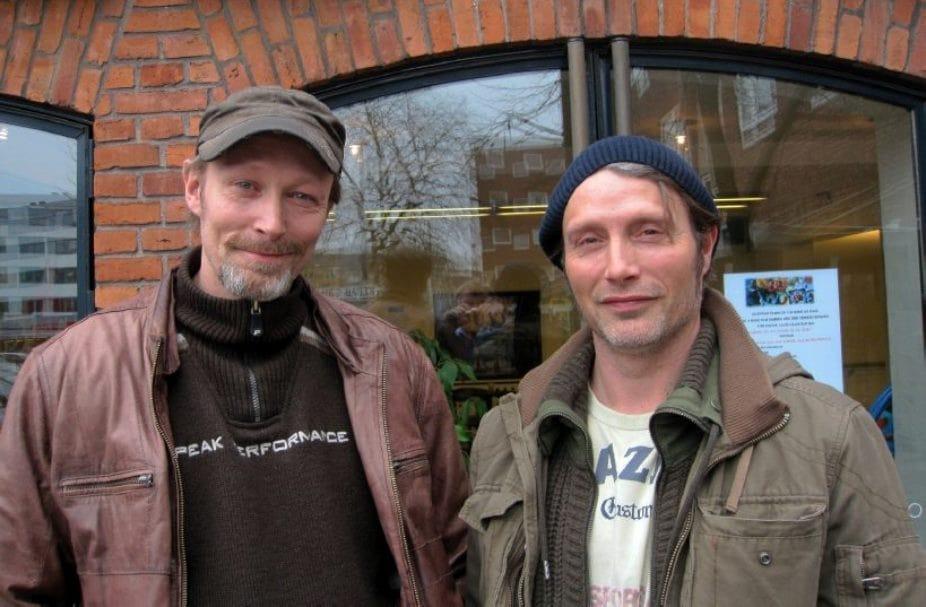 Ларс и Мадс Миккельсены (2011 год)