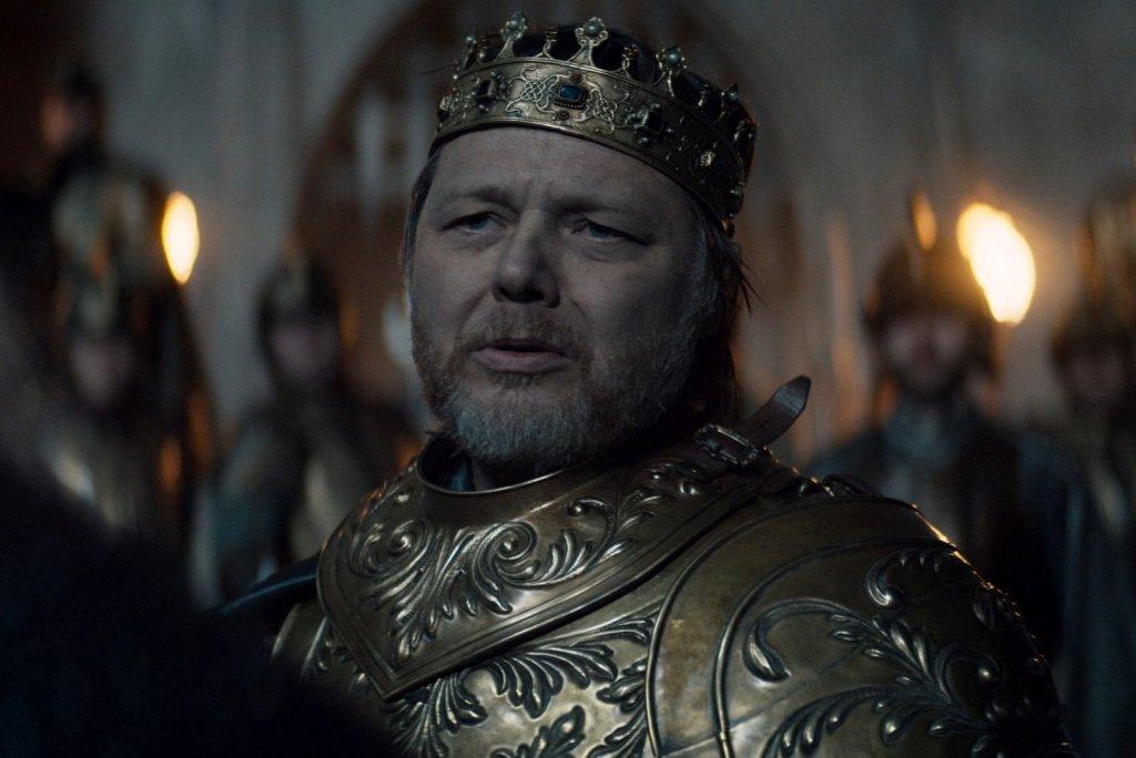 Шон Дули в роли короля Фольтеста